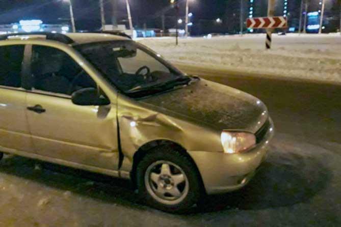 В Тольятти в ночном ДТП пострадал 9-месячный ребенок