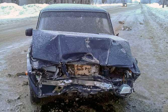 Четыре человека пострадали в ДТП на улице Северной в Тольятти