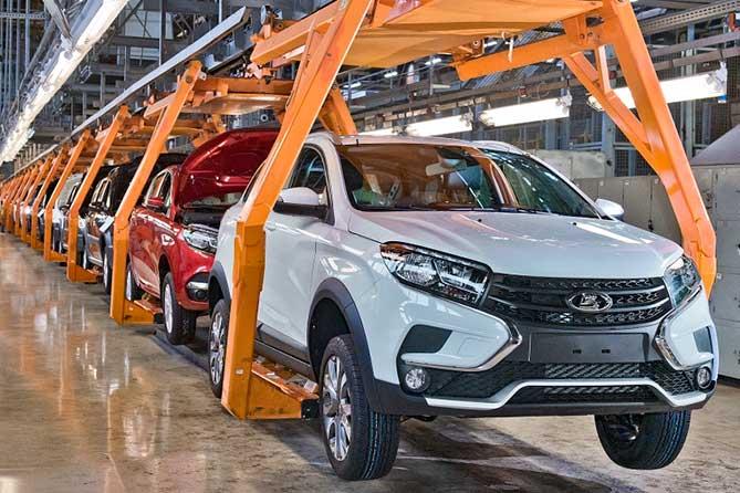 Результат продаж автомобилей LADA в 2018 году является лучшим за последние 7 лет