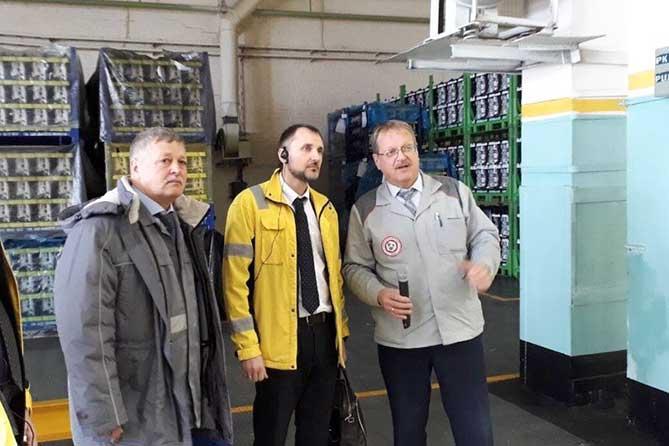 замминистра труда занятости и миграционной политики на ВАЗе 24-01-2019