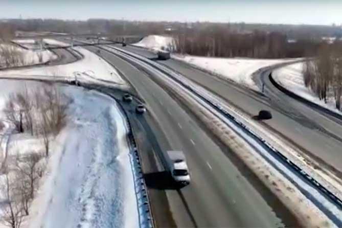 Информация для водителей: Ограничения с 28 января 2019 года на федеральных дорогах в Самарской области