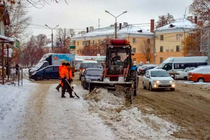 Дорожно-транспортных коллапсов на дорогах Тольятти не произошло