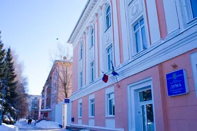 В Думе Тольятти обсудили перспективы управляющих микрорайонами