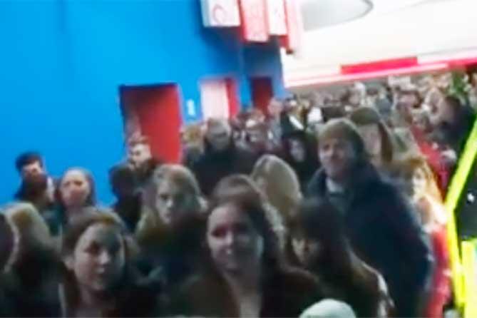 В Тольятти эвакуировали посетителей торгового центра «Парк-Хаус»