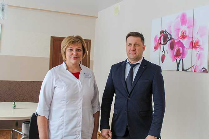 Тольяттинская детская больница на улице Лесной получила новое современное медицинское оборудование