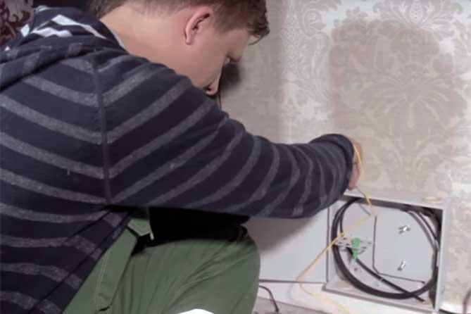 Где подключат широкополосный доступ к сети Интернет с использованием волоконно-оптического кабеля