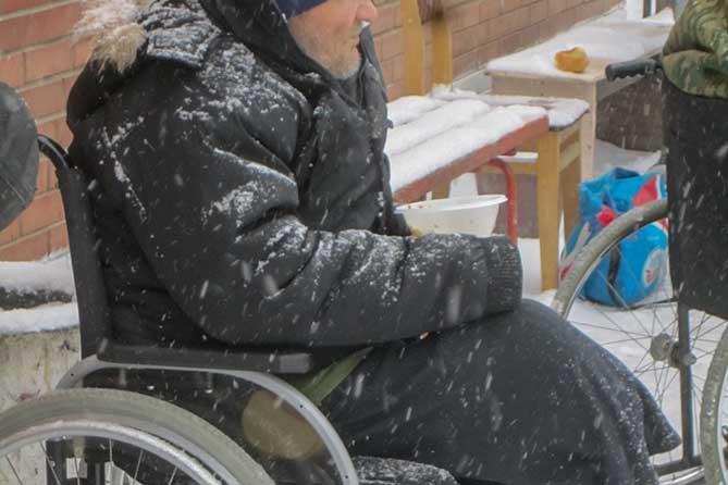 Помощь нуждающимся и обездоленным жителям Тольятти в 2019 году