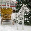 С 15 января 2019 года в Тольятти начался демонтаж городских елок и новогодних украшений
