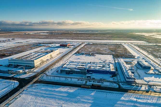 В ОЭЗ «Тольятти» в 2019 году начнется строительство производственных площадей