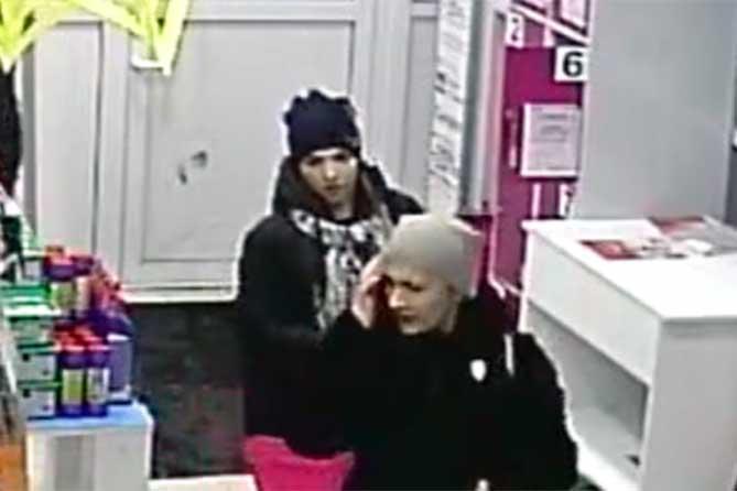 Девушки подозреваются в хищении на 22 560 рублей