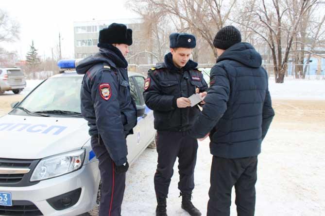 Жительница Тольятти выразила благодарность сотрудникам полиции за неравнодушие и участие, проявленное к ее семье