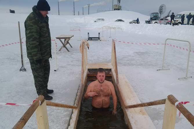 В Тольятти 18 и 19 января 2019 года в Парковом комплексе истории техники будет работать Крещенская купель