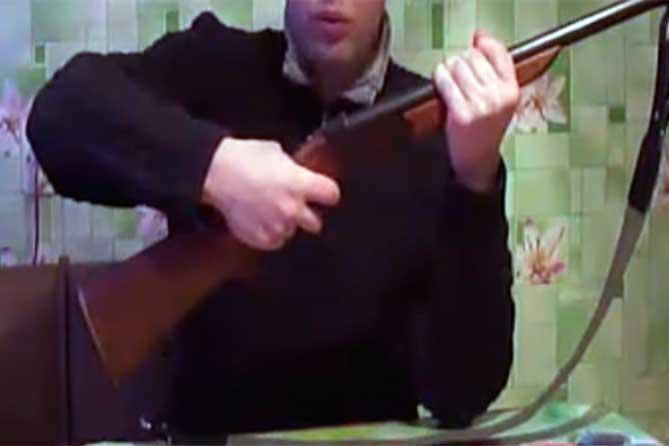 В Тольятти 39-летний мужчина подозревается в незаконном изготовлении оружия