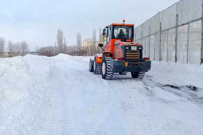 В Тольятти началось строительство легкоатлетического манежа
