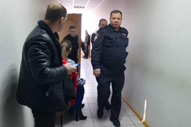 Задушил супругу: В суде Тольятти огласили приговор