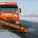 Фронт ледяного дождя и снега идет в сторону Тольятти: Дорожники обеспечивают безопасный проезд на трассе М-5 «Урал»