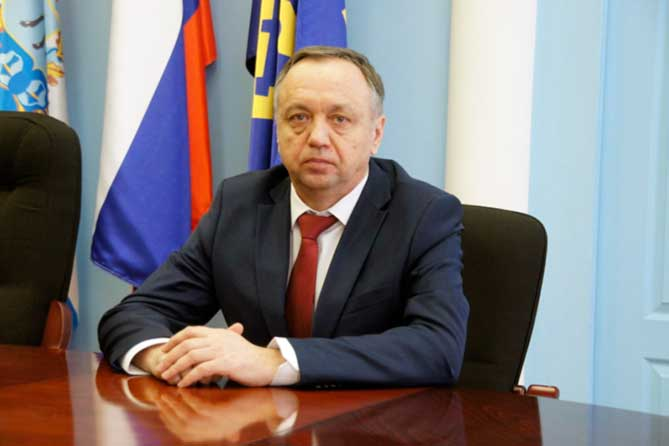 Олег Захаров — новый заместитель главы города Тольятти