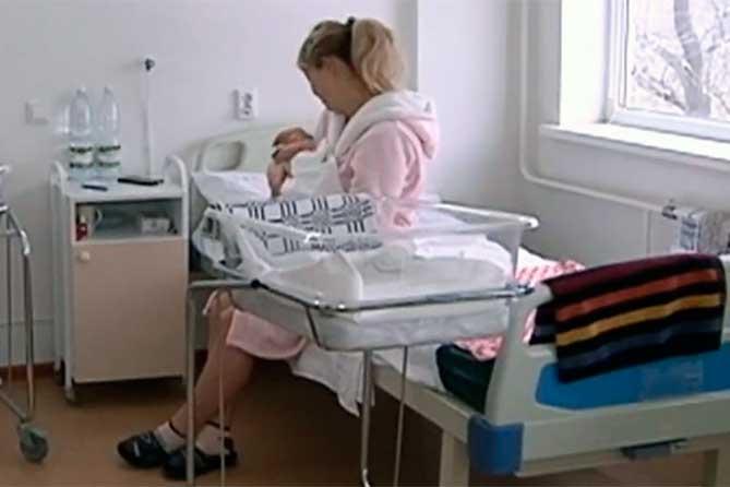 В первую неделю 2019 года в Самарской области родилось более 700 малышей
