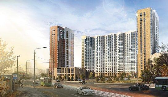 Новый жилой комплекс от СибирьИнвест — 7 причин поселиться в ЖК «Золотая Нива»
