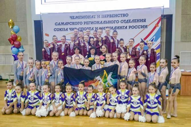Лучшими на Чемпионате 24 февраля 2019 года были тольяттинцы