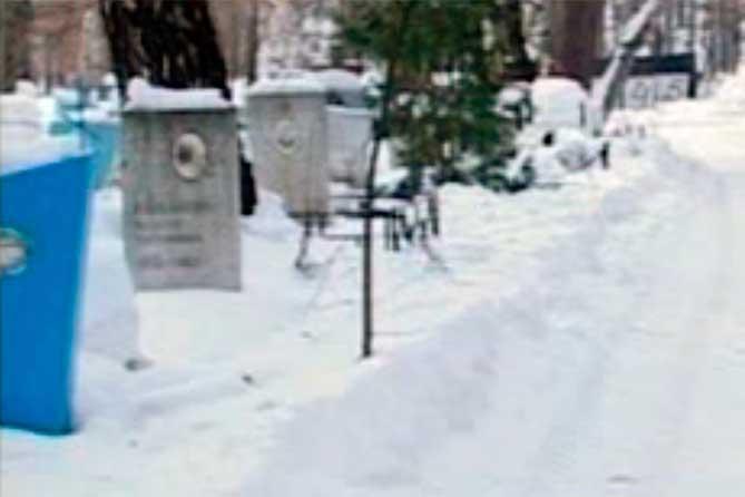 Гроб через шлагбаум: Несанкционированные покойники в Тольятти