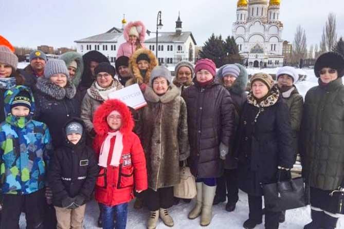 В Тольятти бесплатные экскурсии прошли успешно 24 февраля 2019 года