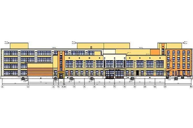 Начать строить школу в 20 квартале намерены в 2019 году