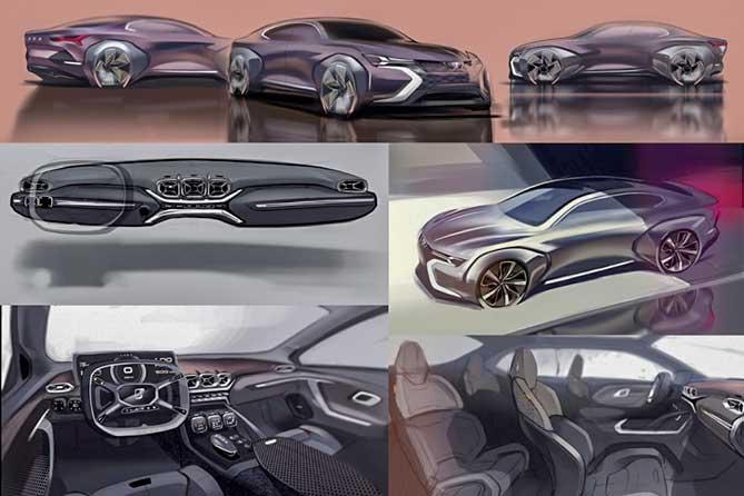 Видение нового автомобиля LADA, который смог бы завоевать сердца жителей Москвы и Санкт-Петербурга