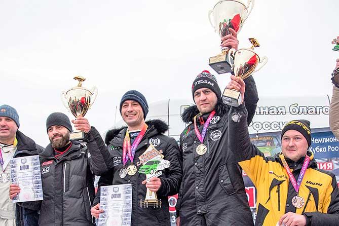 Пилот из Тольятти Павел Кальманович стал победителем гонки на «Кубок Салавата» 2019