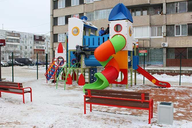 Губернаторский проект «СОдействие»: В 2019 году в Тольятти появятся еще четыре благоустроенных территории для отдыха горожан