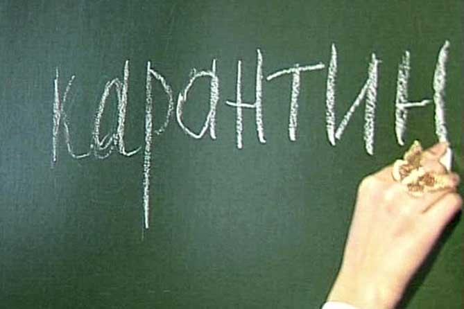Карантин в школах Тольятти продлили до 15 февраля 2019 года