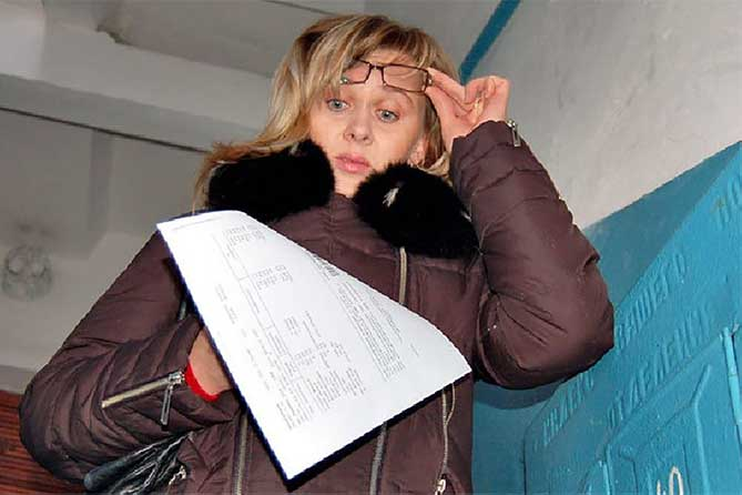 Получив первые квитанции за газ, жители Тольятти обомлели