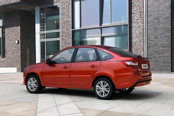 Автомобиль LADA Granta — лидер продаж в январе 2019 года