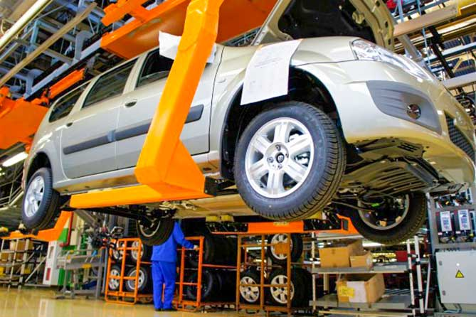 АВТОВАЗ остановил главный конвейер из-за коммунальной аварии 26 февраля 2019 года