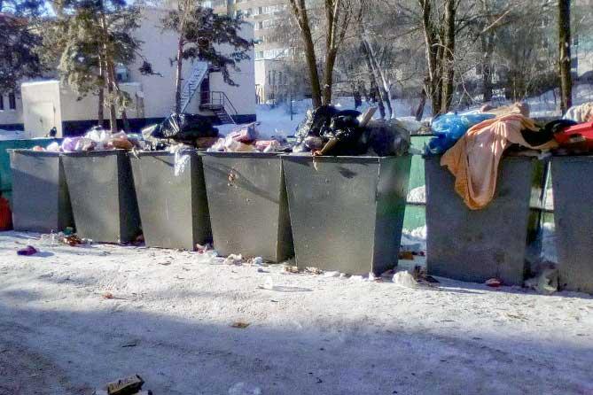 В Самарской области скорректируют нормативы накопления твердых бытовых отходов