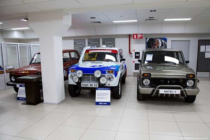 24 февраля 2019 года музею Волжского автомобильного завода исполняется 43 года