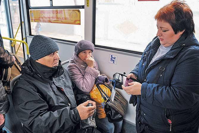 В муниципальном транспорте Тольятти проезд можно будет оплатить банковской картой