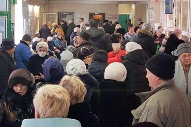 Проработать на примере Тольятти: В городе острая нехватка медицинских специалистов