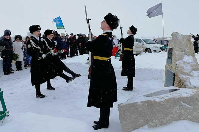 В Тольятти отмечают День Защитника Отечества 23 февраля 2019 года