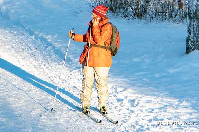 Погода: В феврале 2019 температура воздуха ожидается ниже средних многолетних значений
