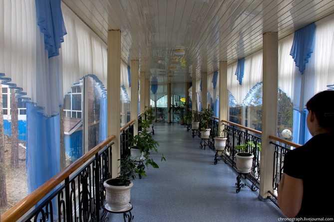 Санаторий Надежда в Тольятти