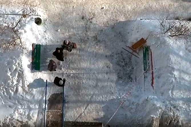 Найдена предсмертная записка: В Тольятти 17-летний парень упал с 16 этажа