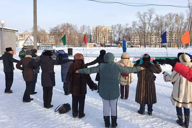 Жителей Тольятти приглашают на зарядку 8 февраля 2019 года