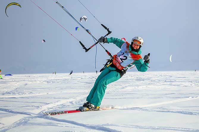 Кубок мира 2019 по сноукайтингу в Тольятти