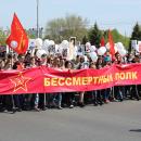 В 2019 году «Бессмертный полк» в Тольятти пройдет в Автозаводском, Комсомольском районах и в микрорайоне Поволжский