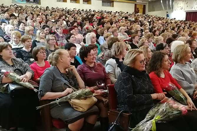 В Тольятти 6 марта 2019 года состоялись праздничные мероприятия, посвященные Международному женскому дню