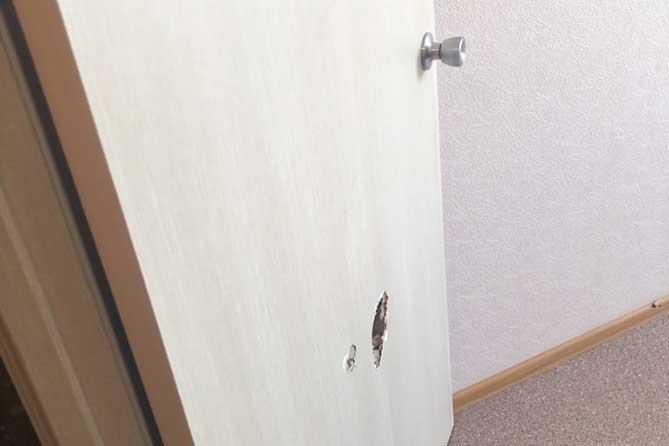 Не успели новоселы въехать в дом, как начались жалобы