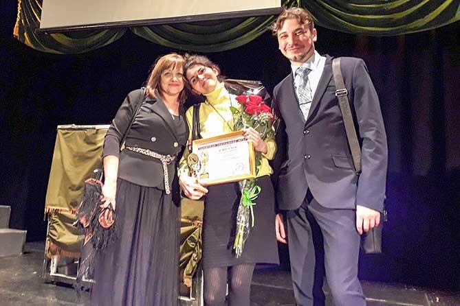 Актеры тольяттинских театров — победители Губернского конкурса «Самарская театральная муза 2018»