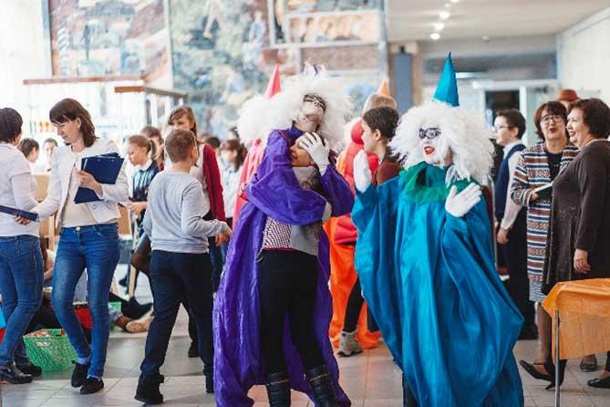 В первый день весны в Тольятти прошел фестиваль счастья 2019