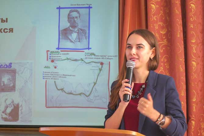 Учитель из Тольятти – финалист конкурса «Учитель года Самарской области 2019»